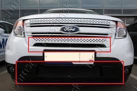 <b>Рамка</b> (<b>сетка) для защиты</b> радиатора для Ford Explorer (2010 2015)
