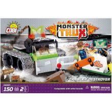 <b>Cobi</b> Klocki <b>COBI</b> Monster Trux <b>Crawler Destroyer</b> Of figure CO-20053