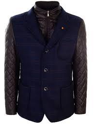 Комбинированная <b>куртка</b>-пиджак <b>Roberto P</b> 381e2d4f купить по ...