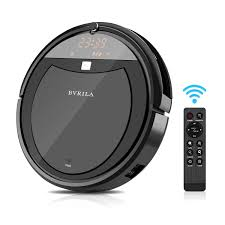 Robot Vacuum Cleaner, Powerful Suction Tangle-Free, <b>Slim</b> Design ...