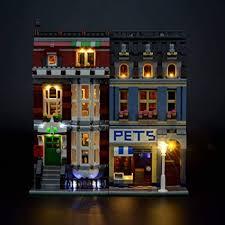<b>LIGHTAILING LED Light</b> kit for LEGO Creator Expert Downtown ...