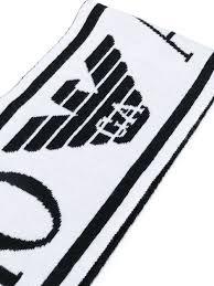 Emporio Armani Kids <b>трикотажный шарф</b> с <b>логотипом</b> 4045989A453