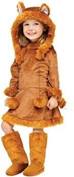 Fun World Costumes Baby Girl's Sweet Fox Toddler ... - Amazon.com