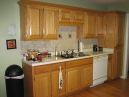 wall color ideas oak: kitchen special oak cabinets wall paint colors cream