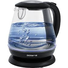 Купить <b>Чайник Polaris PWK 1859CGL</b> 1.8л. 2200Вт черный ...