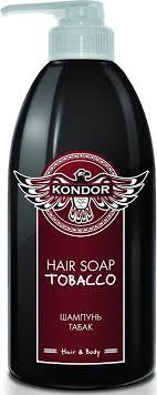 <b>KONDOR Шампунь</b> для волос Hair&Body <b>Табак</b>, 750 мл — купить ...