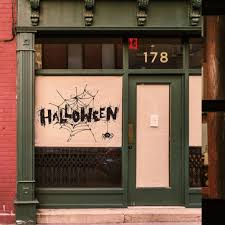 halloween wall sticker room decoration