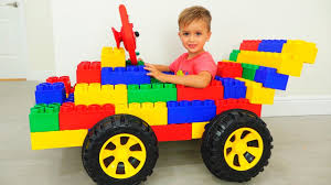 Vlad and Nikita play with <b>Toy</b> Cars - Collection video for <b>kids</b> ...
