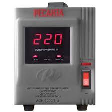 <b>Стабилизатор напряжения Ресанта АСН</b>-1000/<b>1</b>-Ц - купить, цена ...