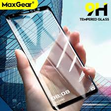 20 pcs 9d full glue curved tempered glass for iphone xs max screen protector x xr 8 7 plus protective film