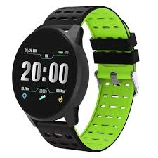 RFID <b>Sports Smart Watch</b> / 1.3 inch Color Screen / Fitness Tracker ...