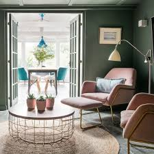 <b>Green</b> living room ideas for soothing, sophisticated spaces