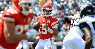 Patrick Mahomes updates: Chiefs QB to practice on ankle injury | SI ...