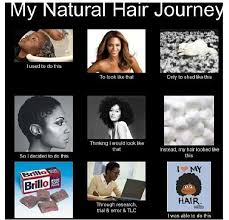 Dark Girls & Nappy Hair: Nuances of Self-Hate? | Curly Nikki ... via Relatably.com