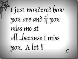 very missing you quotes and sayings #4 - Just Pixe