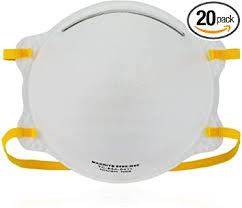 NIOSH Certified Makrite 9500-N95 Pre-Formed Cone ... - Amazon.com