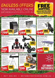 ENDLESS OFFERS - BUY ONLINE by Getaway Outdoors - issuu