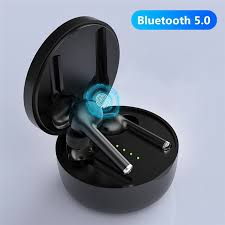 <b>TW40 TWS Touch Control</b> Wireless Bluetooth 5.0 Earphone ...
