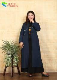Dustproof <b>Traditional Chinese Tang Suit</b> Coat , Winter Ladies ...