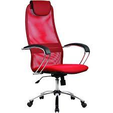 Купить <b>Кресло</b> компьютерное <b>Метта BK</b>-<b>8CH</b> Red (531513) в ...