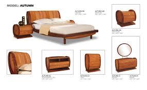 autumn kokuten glossy bedroom set by global furniture autumn furniture