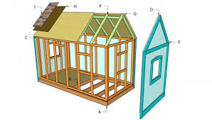 Outdoor Playhouse Plans   MyOutdoorPlans   Free Woodworking Plans    Backyard kids playhouse plans