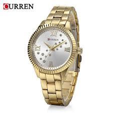 <b>Curren</b> 9009 Women Quartz Watch - buy at the price of $15.29 in ...