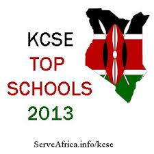 KCSE Exam Results 2013 - Top 100 County Schools in Kenya ...