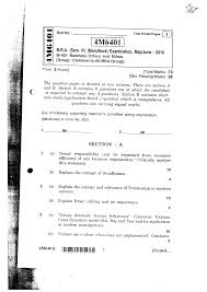 rajasthan technical university politics rtu m b a m business 2010 rajasthan technical university politics rtu m b a m 401 business ethics and ethos question paper
