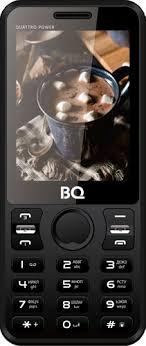 <b>Мобильный телефон BQ mobile</b> BQ-2812 Quattro Power Black ...