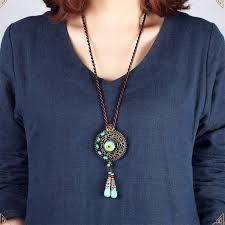 2019 <b>Original</b> Design Vintage Bohemian <b>Necklace</b> ,Exaggerate ...