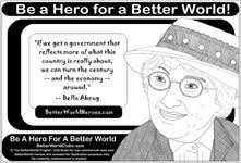 Better World Quotes - Economy