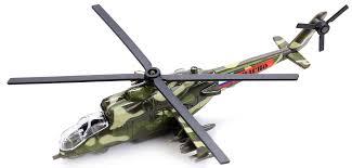 <b>ТехноПарк Модель вертолета</b> Ми-24 — купить в интернет ...
