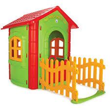 Купить домик <b>PILSAN</b> с забором Magic в интернет магазине Ого1 ...