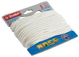 Купить <b>Шнур</b> плетеный повышенной нагрузки ЗУБР 50310-06 ...
