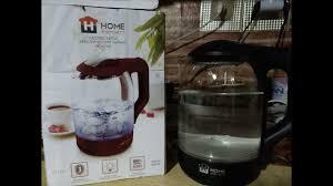 Видео обзор <b>чайника</b> электрического HE-KT181 HOME <b>ELEMENT</b> ...