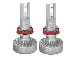 <b>Лампа Philips</b> Ultinon LED Fog H11 H8 H16 12V PGJ19 6200K ...