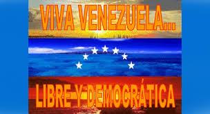 Resultado de imagen para imagen de venezuela y democracia