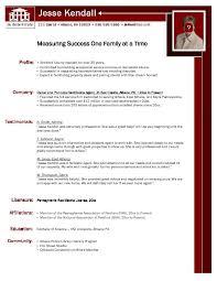 Real Estate Sample Resume