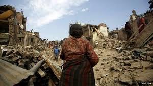 Image result for đông đất Nepal