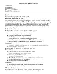 attractive index of accounting bookkeeping resume sample summary picturesque bookkeeper resume sample ainv professional resumes