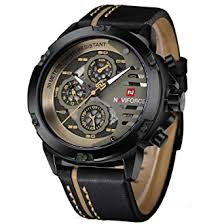 Buy NAVIFORCE <b>Military Watch Sport for</b> Men Waterproof Analog ...