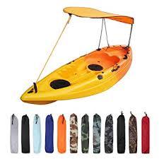 Lixada Kayak Boat Canoe Sun Shade Canopy for ... - Amazon.com