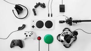 Представляем адаптивный <b>игровой контроллер для</b> геймеров с ...
