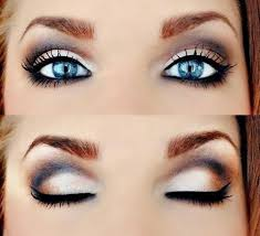smokey eye makeup for blue eyes steps eye makeup ideas for natural brown cat cute eyes tutorial make up makeup for blue eyes