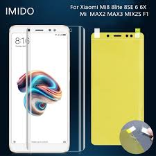 2pcs for xiaomi mi 9 glass tempered for mi9 film full glue cover screen protector protective