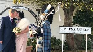 Vow Renewals | Renew Your <b>Wedding Vows</b> in Gretna Green ...