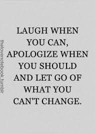 Apologies Quotes on Pinterest | Relationship Change Quotes, Saying ...