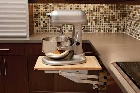 separate kitchen drawers appliance a kitchenaid mixer or other heavy kitchen appliance can be lifted with