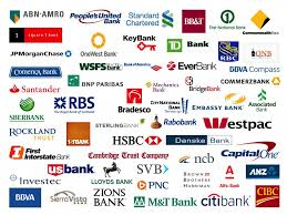 careers in banking and finance a detailed guide us commerical banks logos